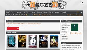 Hachede.me: Descargas de torrents gratis en un tracker privado