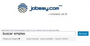 Buscador de empleo Jobssy
