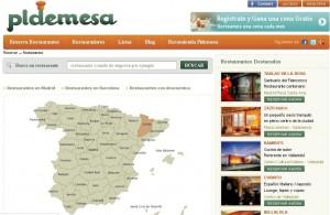 Pidemesa.es: Reservar restaurante online