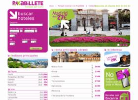 Buscador de hoteles online