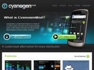 CyanogenMod.com: Descargar ROM CyanogenMod
