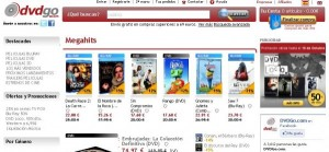 Dvdgo.com: Comprar DVD y Blu-Ray online