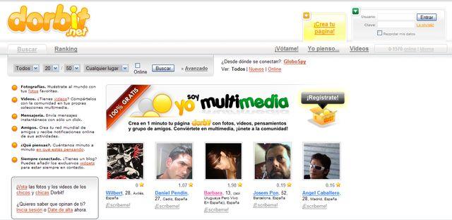 Dorbit.net: Haz amigos y encuentra pareja online