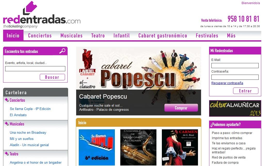 redentradas.com