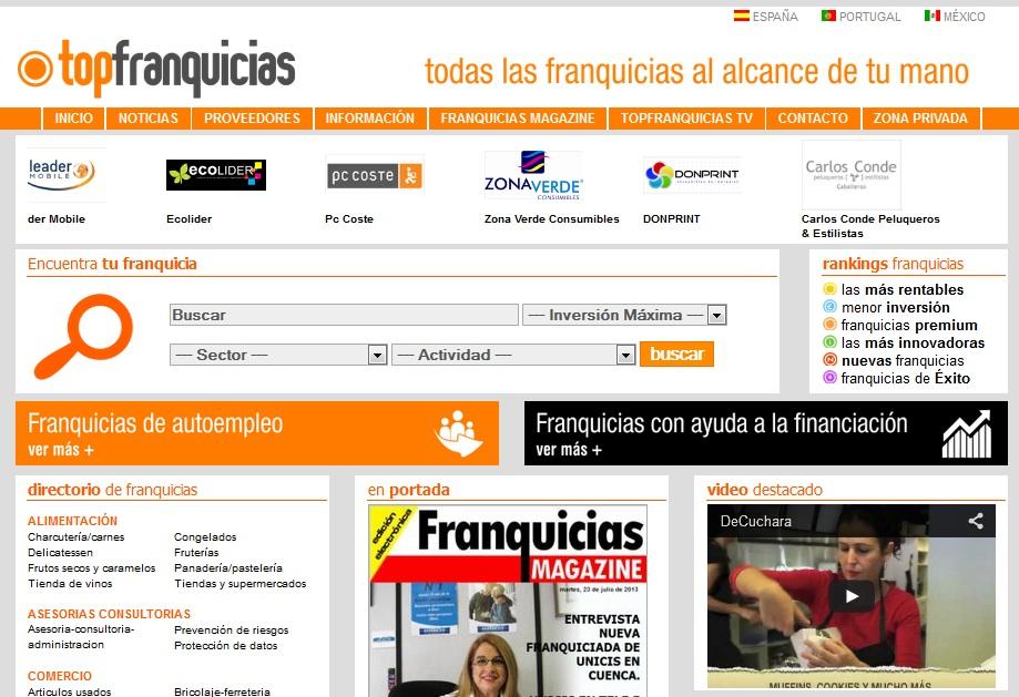 topfranquicias.es