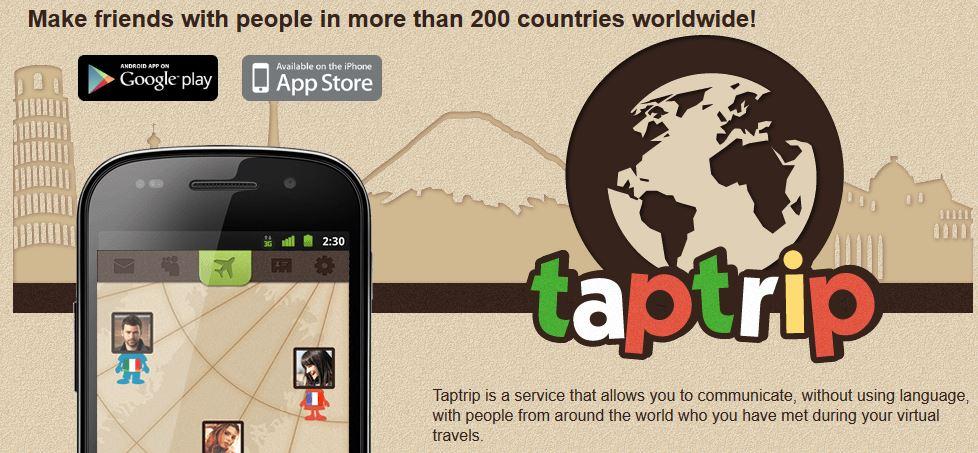 Tap-trip.com: Descarga TapTrip y conoce gente de todo el mundo