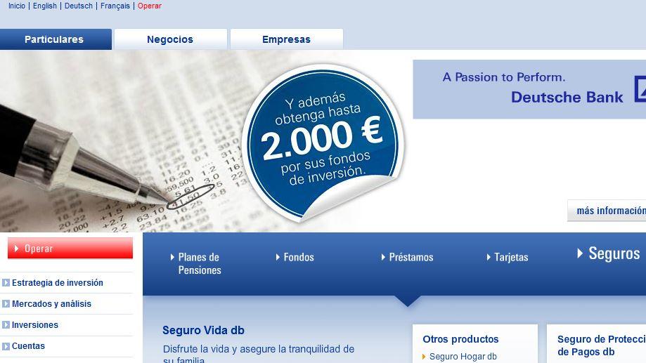 Deutschebank.es