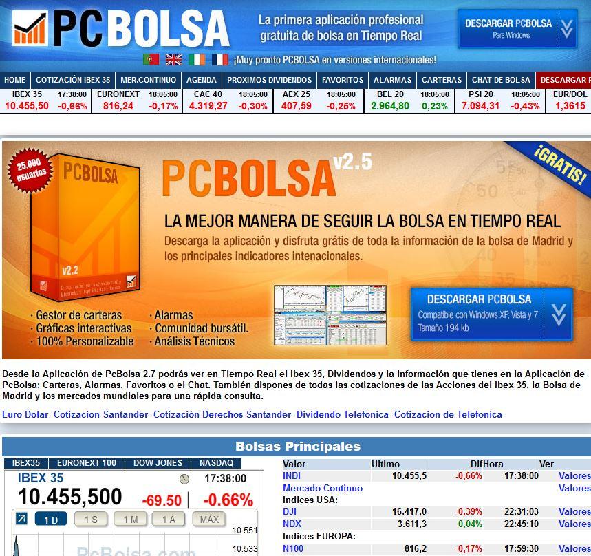 Pcbolsa.com