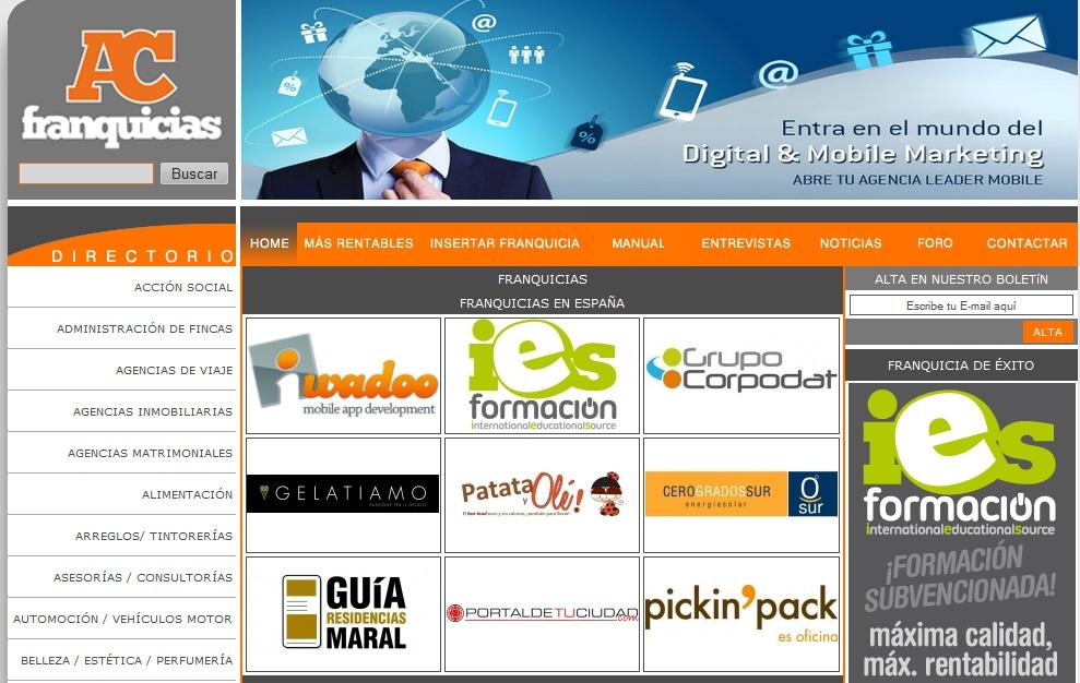 acfranquicias.com