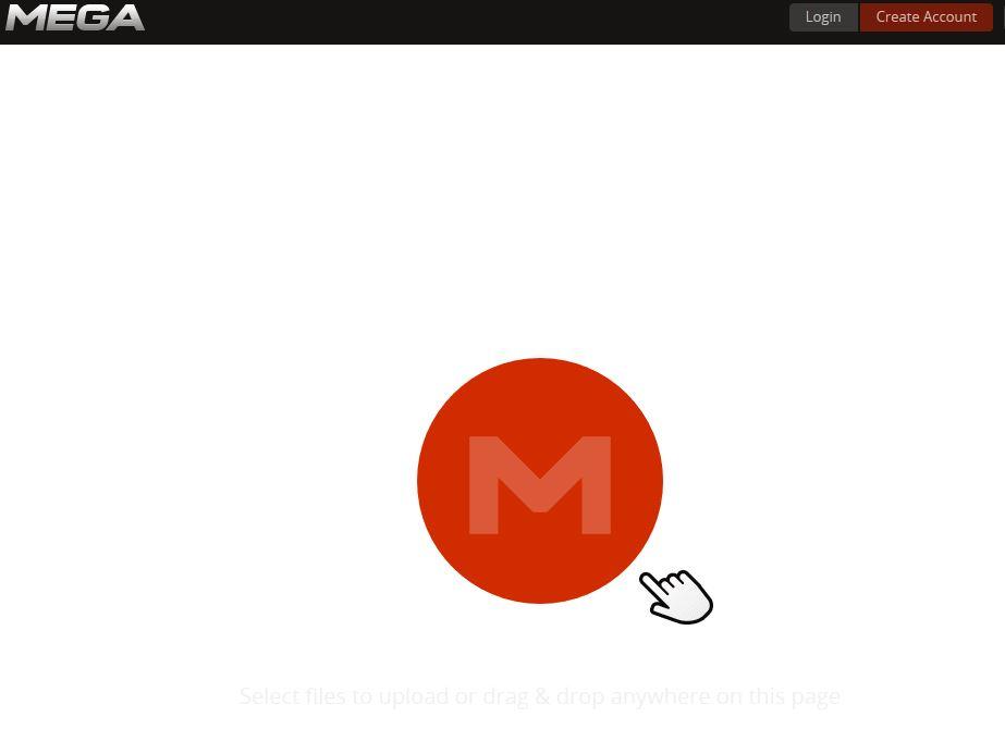 Mega.co.nz: El nuevo Megaupload