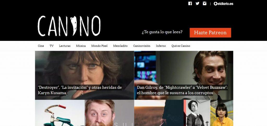 CaninoMag, la subversión y la subcultura tienen su sitio en la red