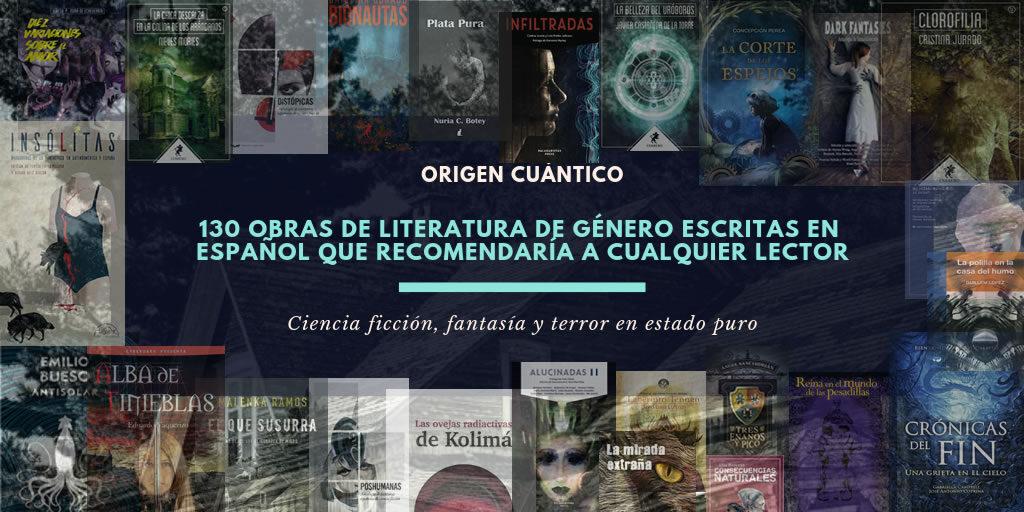 Origen Cuántico, una web de referencia para el terror, la fantasía y la ciencia ficción