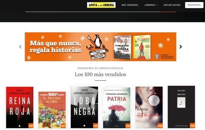TodosTusLibros.com, la plataforma de libreros españoles que busca plantar cara a Amazon