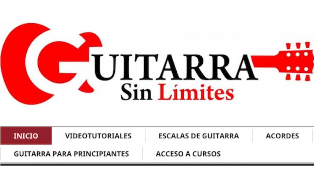 Guitarra Sin Límites, una página indispensable para aquellos que se inician en el instrumento