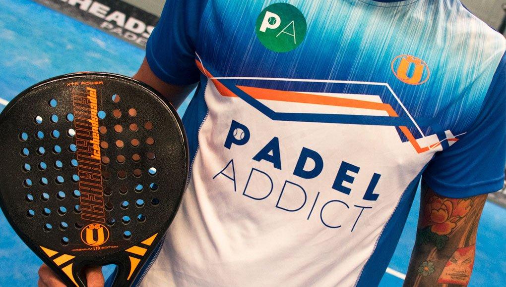 Paddel Addict, la web para estar al tanto de todo lo que ocurre en el mundo del paddel